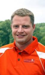 Derek Perkins Named Swimming and Diving Assistant Coach