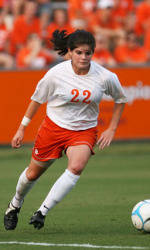 Clemson Women's Soccer Team Remains 14th in National Poll