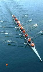 Clemson Rowing Finishes 27th at Head of the Charles