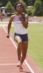 Clemson Qualifies Three for NCAA Championships on Day One of East Preliminary Round