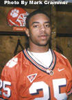 Twenty-Seven First-Year Players Report at Clemson