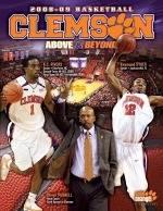 2008-09 Clemson Men's Basketball Media Guide