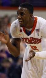 Clemson's Stitt Announced as Candidate for 2011 Bob Cousy Award
