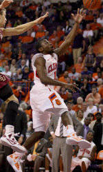 Clemson Drops Tight One at Boston College, 59-57