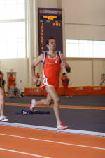 Itay Magidi Qualifies for Steeplechase Finals at NCAA Championships