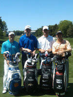 Four Former Tigers in Quail Hollow Field