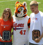 AgSouth Homegrown Athletes of the Year – Miller Moss and Kim Ruck