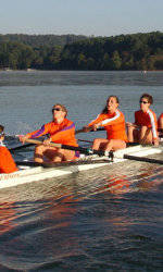 Clemson to Host Tail of the Tiger on Lake Hartwell Saturday
