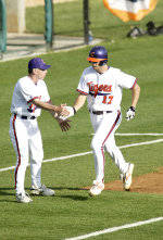 Bullpen Leads 10th-Ranked Clemson to 7-4 Win over Elon Wednesday