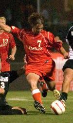 Tiger Tracks: Men's Soccer Upsets #8 Duke