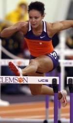 Clemson to Host Auburn, Georgia & Miami at Indoor Track on Saturday