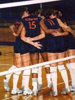 Clemson Volleyball To Play Host To Virginia And Maryland This Weekend