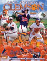 Clemson Baseball Media Guide Available Online