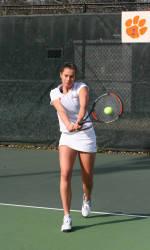 Clemson Women's Tennis To Open ACC Season At Georgia Tech On Wednesday