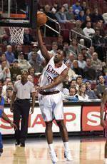 Greg Buckner Signed by the Dallas Mavericks