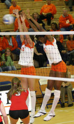 Volleyball To Travel To Virginia, Virginia Tech For ACC Weekend Action