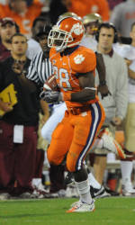 Clemson Pulls Away From Florida State, 40-24