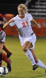 Elder Named to 2009 ACC All-Academic Women's Soccer Team
