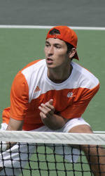 Clemson Participating in Georgia Tech Men's Tennis Fall Invitational