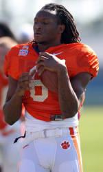 Clemson Orange Bowl Video Report – January 1