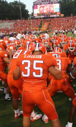 Clemson Tiger Properties Radio Coverage Available at Groves Stadium