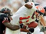 Great Moments In Clemson Football: 1996 – Clemson At Virginia