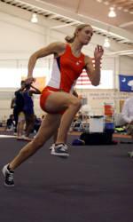 Lady Tiger Newcomers Break School Pentathlon Record