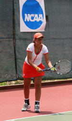 Women's Tennis Heads North This Weekend