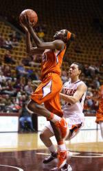 Clemson's Nikki Dixon Garners 2nd Straight ACC Rookie of the Week Honors