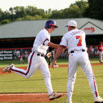 Harbin & D'Alessio Go Back-to-Back Twice to Lead Clemson to 13-3 Victory