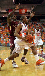Tiger Men's Basketball Team to Play Host to Duke Thursday Night