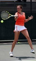 Clemson Women's Tennis Completes Play at Furman Fall Classic
