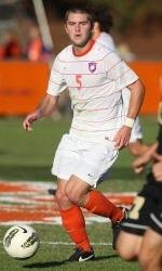 Three Clemson Soccer Players Named to the All-ACC Academic Team