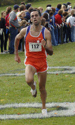 Magidi Finishes 45th at NCAA Cross Country Championships