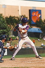 Four Tigers Taken In Baseball Draft