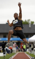 Former Clemson Standout George Kitchens Makes U.S. Olympic Team in Long Jump
