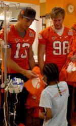 Clemson Orange Bowl Video Report – January 2, Part 2