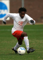 Dane Richards Playing For Jamaican National Team