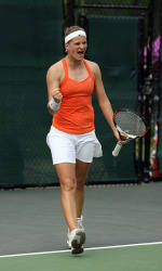 Clemson Women's Tennis to Open Fall Season at Furman Fall Classic