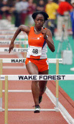 Clemson Women Sixth After Day Two at ACC Outdoor Championships
