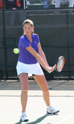 Women's Tennis To Play Host To ACC Foes Boston College and Maryland This Weekend