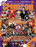 Clemson Football Programs, Track & Field Media Guides Earn CoSIDA Recognition