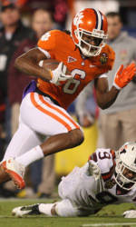 Clemson Holds Second Scrimmage