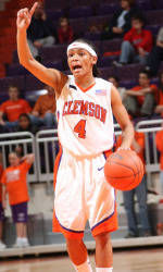Lady Tigers Return To Littlejohn For Match-Up With Florida State On Sunday