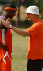Clemson's Jarrett Foster Named USTCA East Region Men's Outdoor Assistant Coach Of The Year
