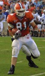 Clemson Football Player Audio