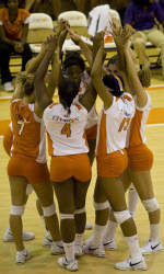 Clemson Volleyball Set For Home Showdown with Boston College, Maryland