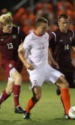 Clemson Defeats South Carolina 2-0