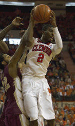 Clemson Earns Road Win over Georgia Tech, 65-56