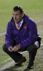 Clemson Men's Soccer Adds Three Players to Program